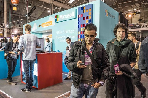 WEB SUMMIT 2015 RANDOM IMAGES [DAY ONE]-109678