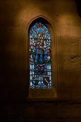 Rosslyn Window (Gedmusic) Tags: chapel stainedglass rosslyn