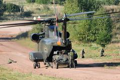 Sikorsky Mittlerer Transporthubschrauber CH-53 (Offizieller Auftritt der Bundeswehr) Tags: bayern deutschland wiesel heer deby hubschrauber ch53 bundeswehr wildflecken truppenbungsplatz heeresflieger spezialisten il bundeswehrfotos kommandospezialkrfteksk