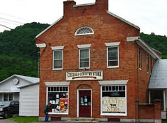 Chelsea, Vermont (Jasperdo) Tags: building brick architecture store vermont chelsea newengland storefront smalltown chelseacountrystore