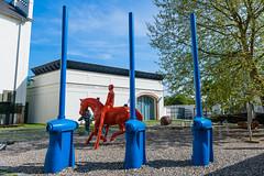 _DSC4556 (Abiola_Lapite) Tags: travel sculpture art spring prague kunst skulptur prag praha czechrepublic d800 プラハ 2015 チェコ共和国 museumkampa tschechischenrepublik 2470mmf28g