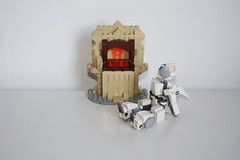 Merry Xmas 2015 !(1) (Loysnuva) Tags: christmas xmas tree fireplace lego system mecha mocs moc loys nuva icya bionifigs loysnuva mihibot bizibot