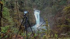 2015-140955 (jjdun7) Tags: water oregon creek forest river landscape waterfall buttecreekfalls santiamstateforest oldandabanded
