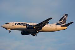 YR-BGE (MikeAlphaTango) Tags: airplane torino airport aircraft aviation romania boeing turin runway aereo iasi avion 737 b737 tarom