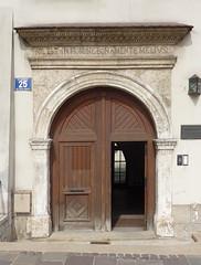 Krakov, portály (23) (ladabar) Tags: portal kraków cracow cracovia krakau krakov portál