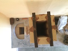 RMH0055 (velacreations) Tags: rmh woodburningstove rocketmassheater
