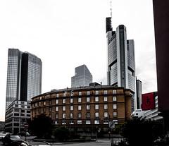 P8010811 (marcel_reimann) Tags: architecture skyscraper de deutschland hessen highcontrast bank olympus architektur frankfurtammain commerzbank hochhaus