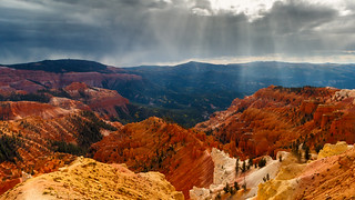 What Light Through Yonder Cedar Breaks?
