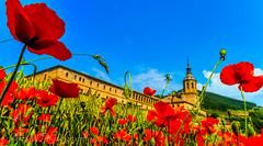 Monasterio de San Millan de la Cogolla (The Happy Traveller) Tags: historicalbuilding historicalcity beautifullandscapes