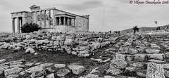 The Erechtheion, Acropolis, Greece (vdwarkadas) Tags: erechtheion acropolis greece greektemple athena poseidon architecture sony athens sonynex5t