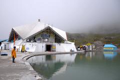 Hem Kund (marianovsky) Tags: hemkund sikh lake gurdwara uttarakhand india trekking