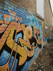04-01-12 (144) (This Guy...) Tags: graf graff graffiti mil milwaukee wi wis wisconsin 2012 swerv cta ra boob booby boobies booty nude sucker view bait