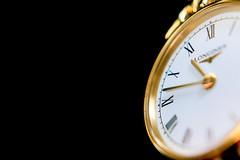 Edge of time (Apple-Tart) Tags: macromondays edge watch time longines