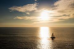 So Busy! (http://sotochristian2.500px.com/) Tags: ocean sea seascape shore boat sky sun sunset sunshine sunrise sunny clouds fisherman