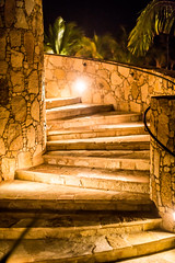 Up Stairs (Thomas Hawk) Tags: baja bajacalifornia cabo cabosanlucas hacienda loscabos mexico resturant stairs vacation