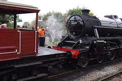 IMGP5569 (Steve Guess) Tags: ropley alresford alton hampshire hants steam railway trains loco locomotive british railways england gb uk queen mary brake black five lms 45379