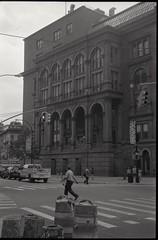 Cooper Union Foundation Bldg (je245) Tags: leicam3 leicasummicron50mmf20rigid kodak tx400 diafine nyc newyork