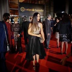Ya en la Gala de @LaLiga para vivir en directo los #PremiosLaLiga con un traje precioso de @inmaculada__garcia En mi stories podis verlo en movimiento. Luego os enseo ms  #vlc #igersvalencia #valencia #jimmychoo #jimmychoo (WOWS_) Tags: fashion beauty moda belleza streetstyle