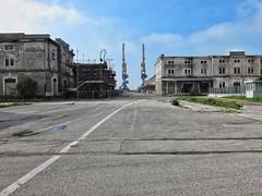 Trieste, Porto Vecchio (Massanz) Tags: portovecchio trieste porto magazzino 29 20 port ancient old rottenplace abandoned archeologiaindustriale werregaren ghent gand gent belgium belgio graffiti graffitistreet streetart writer
