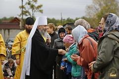 17. Church service in Svyatogorsk / Богослужение в храме г.Святогорска 09.10.2016