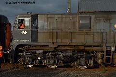 084 at Limerick, 22/10/16 (hurricanemk1c) Tags: rpsi westernexplorer 1705limerickconnolly limerick railways railway train trains irish rail irishrail iarnrd ireann iarnrdireann 2016 generalmotors gm emd 071 084