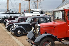 2016-09-17: Ready For Home (psyxjaw) Tags: chatham dockyard forties event salutetotheforties kent 40s reenactment historic