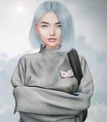 Evie (Evie Rose Jolie | EVIE.) Tags: evie neveril profile picture portrait new avatar look asian