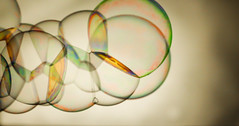 Vintage soap bubbles (dr.iuliamatei) Tags: soap bubbles hellios colors canon 44 m42 glass geometric air liquid fly