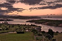 Cantabria,  Ria del Pas, Liencres, Vistas (Miguel-Angel Lavin) Tags: nikond7100 cantabria atardeceres liencres cielo airelibre anochecer puestasdesol