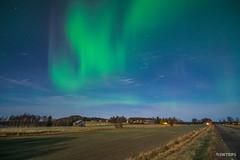 Lovanger Aurora - Lovanger, Sweden.jpg (SWTRIPS) Tags: aurora sweden night photography scandinavia roadtrip long exposure swtrips longexposure nightphotography