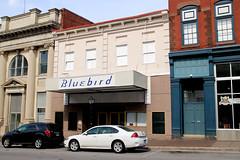 Bluebird (jschumacher) Tags: virginia petersburg petersburgvirginia storefront bluebirdtheater movietheater formertheater