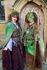IMG_6388 (Neil Keogh Photography) Tags: 2016 bag belt blouse brass brown church cloak copper corset dreadlocks dress facepaint fantasy gold goth gothic green headdress hipflask leafs leather mask metal november november2016 sciencefiction skirt staff steampunk vials whitbygothweekend white woman