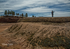 Walton, Nova Scotia (Michelle Coleman) Tags: hiking hike landscape walton photography adventure explore ocean beach floor
