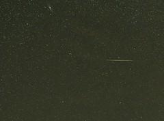 Meteor in Pegasus (ukmjk) Tags: galaxy meteor astro astronomy astrotrac pegasus constellation night sky nikon d500 tamron 1750 vc astrometrydotnet:id=nova1840904 astrometrydotnet:status=solved