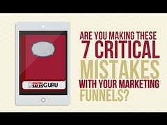 are you making these 7 critical mistakes with your marketing funnels (garry21) Tags: garry mclachlans online marketing success tips