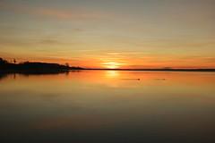 SAM_9046 (Bjerner, DK) Tags: sunrise sun fjord horsensfjord horsens denmark morning water coldwater