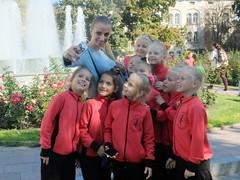Команда (GrusiaKot) Tags: ucraina ukraine україна украина travelling autumn odessa girls team gymnastics selfie theater