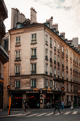 Paris 2 - Rue Louis le Grand / Rue Daunou (XILAG Pictures) Tags: 35mm 35mmf14dghsmart dri dynamicrangeincrease idf iledefrance opera paris photoshop sigma sigma35mmf14dghsmart lightroom 70d