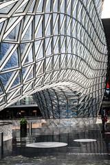 MyZeil (WvBadger) Tags: zeil my myzeil shopping frankfurt ffm main architecture modern steel glass germany german