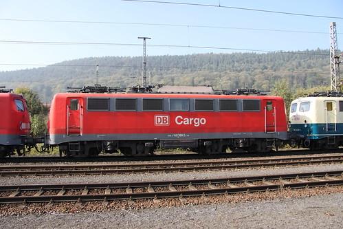DB Cargo 140 368-2 Trier-Ehrang