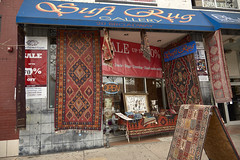 Sufi Rug Gallery Store Front (uptownguydenver) Tags: denver colorado denverbuildings architecture architectural structures building edifice edifices commercialbuilding environment ecology ecosystem environmentalism scenery captureone nikon storefronts usa