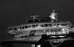 Birka cruises (hkalldal) Tags: stockholm bridge evening winter