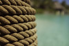 Bora Bora (Bill Hornstein) Tags: fourseasons borabora tahiti sky clouds blue clear rope
