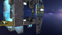 Journey Drydock (Smithfield01) Tags: homeworld homeworldremastered relicentertainement ingame screenshot