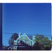 house at the end (koreyjackson) Tags: lomo lomography film 35mm minolta x700 washington dc thank you gallery norfolk