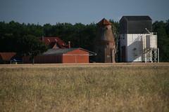 20130720_IMG_0153 (anriro96) Tags: elements heemsen nienburg feld ernte gras getreide blau blue sky rohrsen weser sun summer