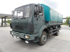MB NG 1017 (Vehicle Tim) Tags: mercedes mb ng 1017a 1017 lkw truck einsatz pritsche police polizei polizeiwagen polizeifahrzeug policetruck fahrzeug