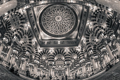 B&W - Masjid Al Nabwi (Sadoons Photography) Tags: masjidenabawi madina madinaalmunawara muhammad prophet islam bw blackwhite black white architecture arab saudiarabia saudia sadoonsphotography masjid hejaz