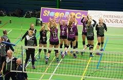 1B261081 (roel.ubels) Tags: vv utrecht eurosped galgewaard volleybal volleyball 18 finale nationale beker