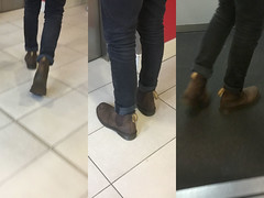 The Boy in the Lift 01 (dmboots) Tags: docmartens drmartens dms dealers